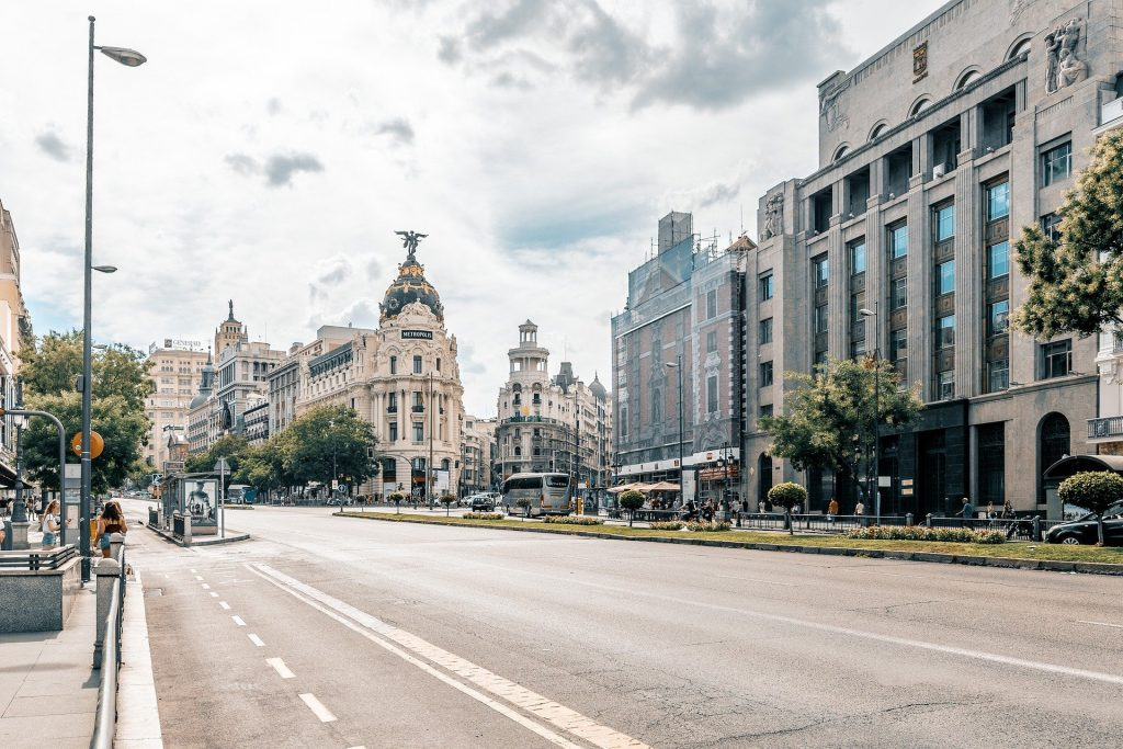 selectividad 2019 Madrid